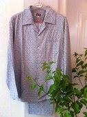 长裤 纯棉家居服睡衣套装 51338 长袖 专柜正品 春季新款 男士 美标