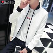 棒球服潮流学生外套 韩版 新款 休闲夹克男春秋青年外衣夏装 男士 春装