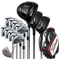 Titleist高尔夫球杆男士 全套2016新款正品 917D2木杆716铁杆组