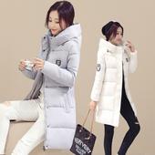 棉袄女2017新款韩版宽松冬季厚外套女棉服处理冬装棉衣女中长款