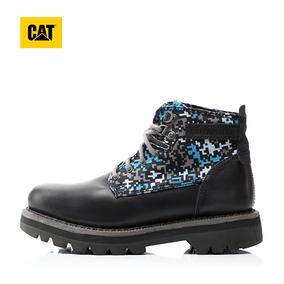 CAT卡特男鞋 户外休闲高帮鞋粗犷装备P718890E3BDR03-