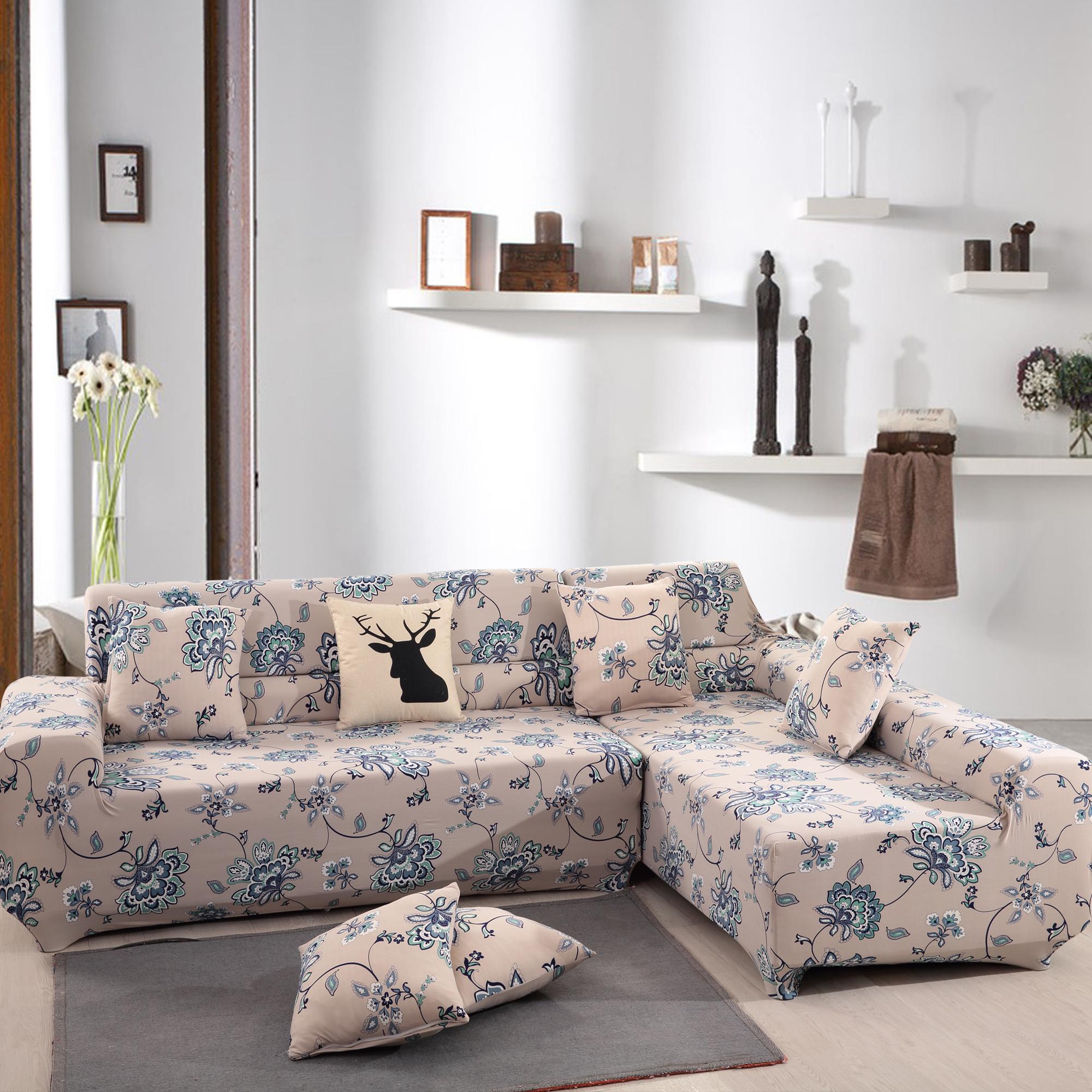 欧式全包沙发套沙发罩全盖防滑垫通用冬季田园沙发巾真皮布艺四季