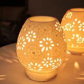 卧室香灯熏香炉 调光陶瓷插电香薰灯 家用精油灯炉 多地包邮