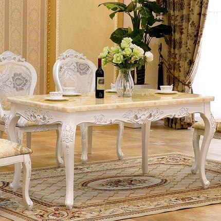 裕景丰华大理石餐桌质量好吗