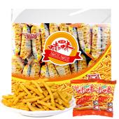 【天猫超市】爱尚咪咪虾条18g*20薯片薯条好吃的膨化零食大礼包