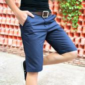 大裤 衩潮 子7分七分沙滩马裤 夏季夏天休闲短裤 5分五分中裤 韩版 男士