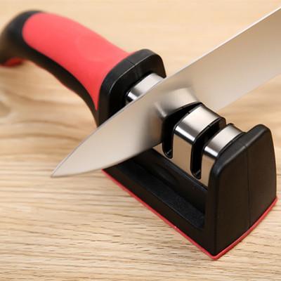 家用多功能三段磨刀器