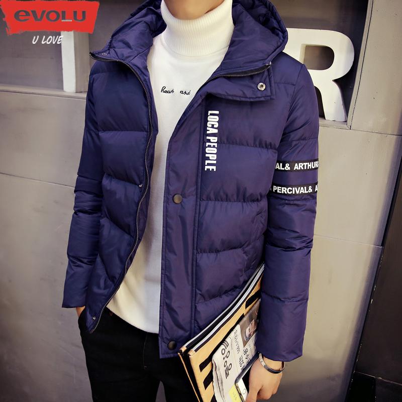 2015冬装新款男士加厚棉衣青少年韩版休闲棉服男连帽短款修身棉袄