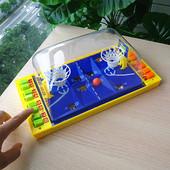 早教启蒙儿童桌面弹射篮球竞赛投篮对打游戏玩具亲子互动聚会桌游
