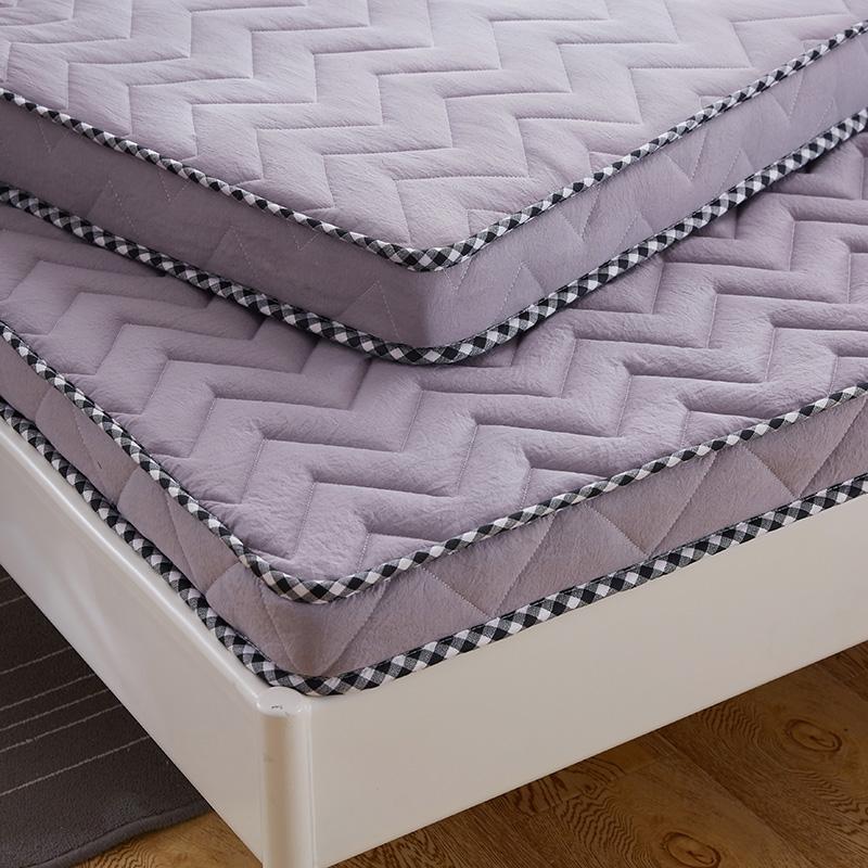 学生宿舍单人经济型双人席梦思床褥床垫加厚