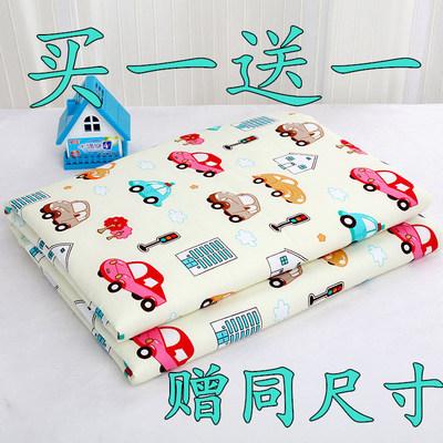 纯棉新生婴儿隔尿垫防水可洗超大床垫透气宝宝儿童成人月经垫防漏