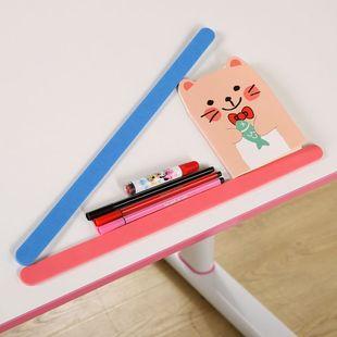 挡书条儿童桌椅套装专用配件防滑条学习书桌通用档书条买2条送2条
