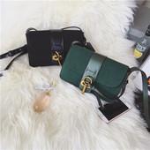 复古欧美时尚2016冬季新款女包锁扣方包女包单肩斜跨潮钥匙金属扣