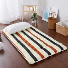 寝室0.9m上下铺床垫加厚大学生宿舍床褥子单人垫被90cm1米1.2/1.5