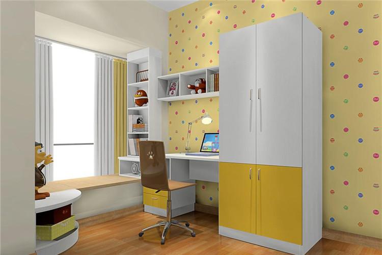 飘窗装修效果图家装房屋客厅阳台卧室窗户设计图榻榻米睡床书桌图