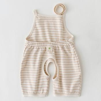 宝宝肚兜夏季薄款0-3纯棉6护肚1