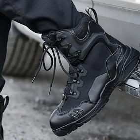 新款作战靴陆战靴男女特种兵战术靴耐磨透气特战靴户外登山沙漠靴