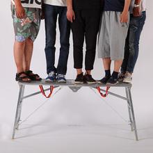 马镫升降工程梯子汽车收纳活动多功能安全室外刮腻子长凳落地摄影