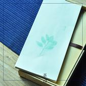 本草素笺,半生熟宣纸,盒装六十张,器曰文盒标配,现货