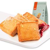 【天猫超市】良品铺子鱼豆腐170g 香辣味豆干小吃鱼零食特产小包