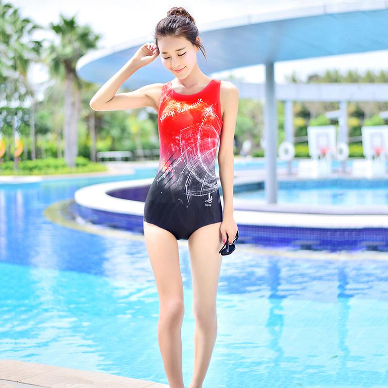 三奇女士泳衣