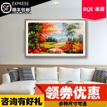 BOE画屏32英寸壁挂高清数码相框电子相册电子相框显示器WIFI