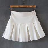 【天天特价】春秋新舞裙短裙蛋糕裙裙子纯色半身裙裤裙蓬蓬裙夏