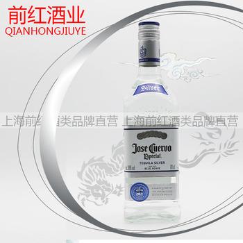 墨西哥豪帅银快活龙舌兰酒白金JO
