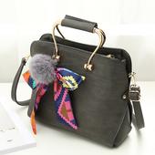 包包2016冬季韩版女士手提包新款时尚简约百搭女包潮流复古斜跨包