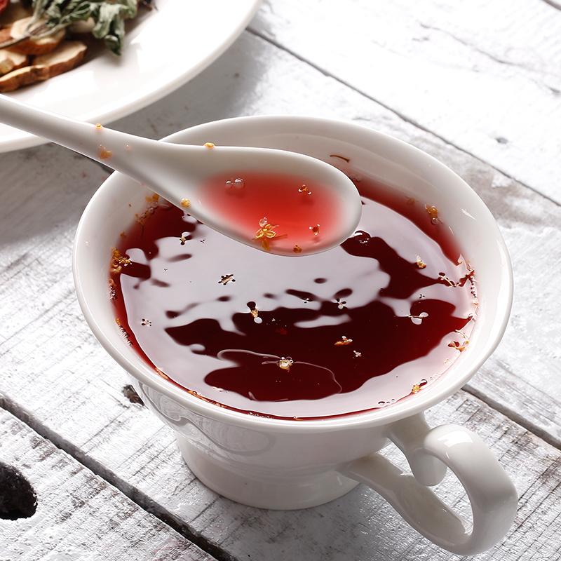 酸梅汤原料桂花乌梅老北京天然自制朱小二饮料