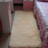 可水洗加厚丝毛地毯客厅茶几卧室床边毯塌塌米满铺地毯玄关地垫图片