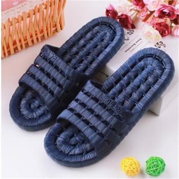 居家浴室凉拖鞋平跟防滑