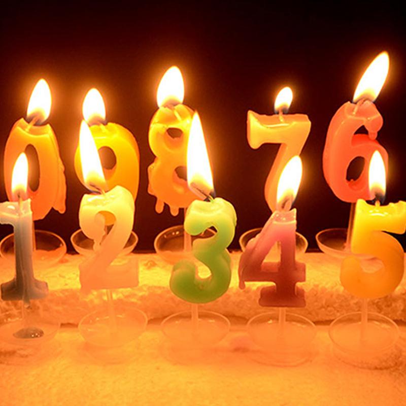 mes每实【数字蜡烛】生日蛋糕 随蛋糕配送单拍不发货