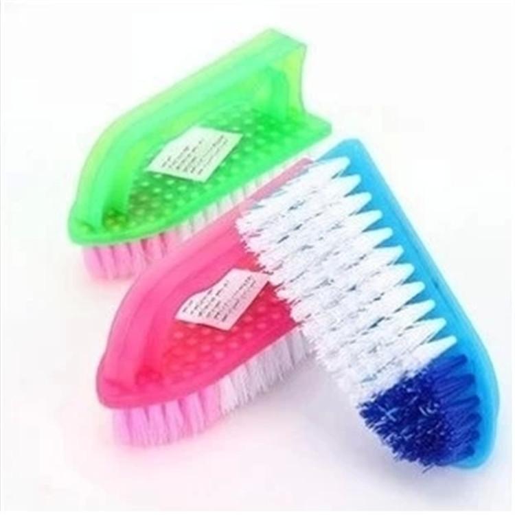 洗衣刷子板刷洗衣服刷子软毛鞋刷子清洁洗鞋内衣刷塑料硬毛尿布刷