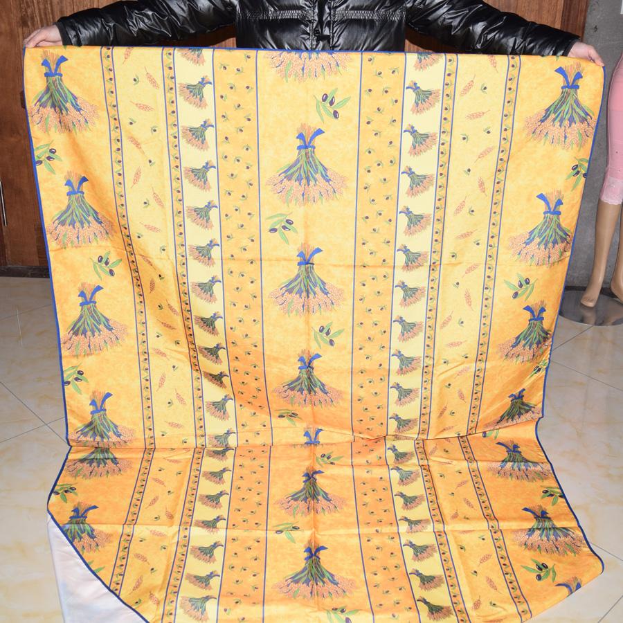 欧式高档台布布艺大长方形桌布外贸尾单清仓餐厅用