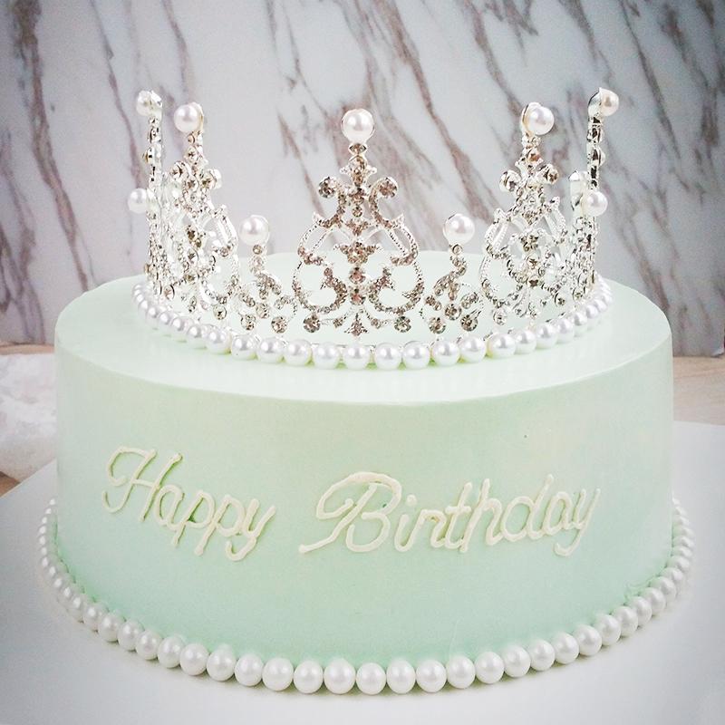 ǚ�冠女王公主生日蛋糕女神生日蛋糕女生生日蛋糕长沙同城配送 ſ�乐湖南论坛