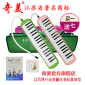 奇美口风琴32键37键 儿童学生初学者课堂教学送吹管专业演奏乐器