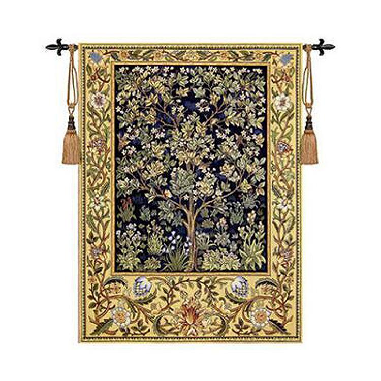 正品热销 比利时挂毯 壁毯 结婚礼品 《生命之树》 镇店之宝 包邮