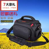 佳能单反相机包单肩700D760D 70D77D80D 6D7D600D 100D 5D3摄影包