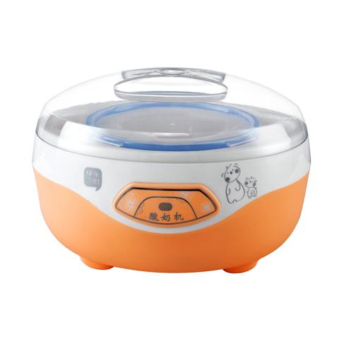 品牌厨房电器酸奶机快乐一叮W-4011L恒温发酵保温全自动控制15W