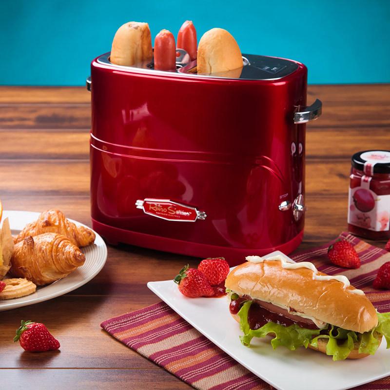 美式烤面包机金属复古打折特价新奇创意厨房电器面包机限时促销